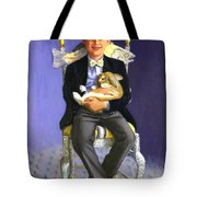 Master Alex With Flippy Tote Bag