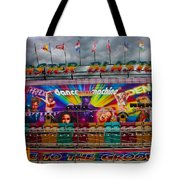 Master Blaster All The Fun Of The Fair Tote Bag