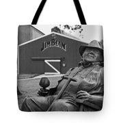 Master Distiller - D008301-bw Tote Bag