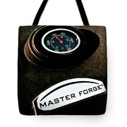 Master Forge Tote Bag