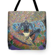Master Of Creative Forces Tote Bag