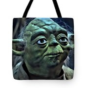 Master Yoda Tote Bag