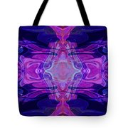 Mastering Universal Ideals Abstract Healing Artwork By Omaste Witkowski Tote Bag