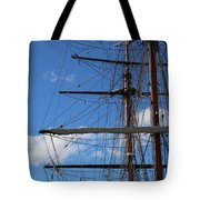 Masts Tote Bag