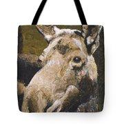 Mat-su Moose Tote Bag