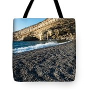 Matala Beach Tote Bag