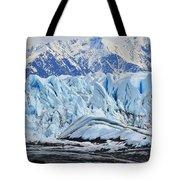 Matanuska Glacier Tote Bag