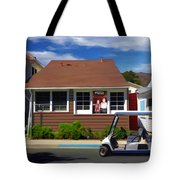 Matchless Retreat Tote Bag