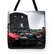 Mate Its My Car Tote Bag