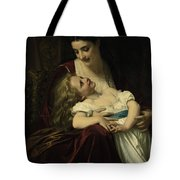 Maternal Affection Tote Bag
