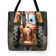 Mater's Tractor Tote Bag