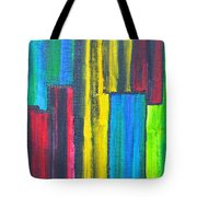 Mathematical Fractions Tote Bag