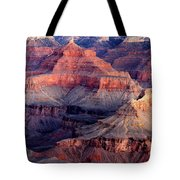 Mather Point Twilight Tote Bag