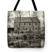 Mather's Grist Mill Tote Bag