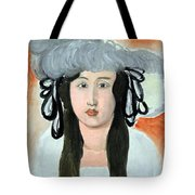 Matisse's The Plumed Hat Tote Bag