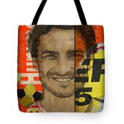 Mats Hummels Tote Bag by Corporate Art Task Force