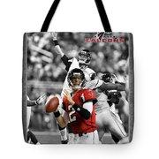 Matt Ryan Falcons Tote Bag