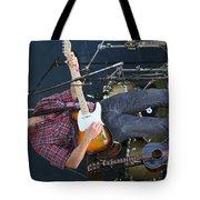 Musician Matt Turk Tote Bag