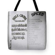 Mattancherry Tote Bag