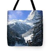 Matterhorn  Tote Bag by Brian Jannsen