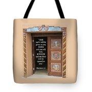 Matthew Seven Seven Tote Bag