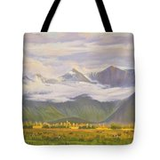 Matukituki Valley Tote Bag