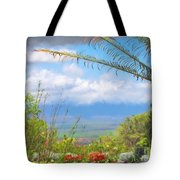 Maui Botanical Garden Tote Bag