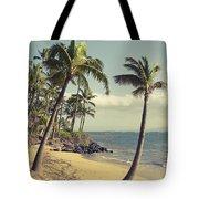 Maui Lu Beach Hawaii Tote Bag