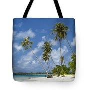 Maupiti Lagoon Tote Bag