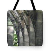 Mausoleum Arches Tote Bag