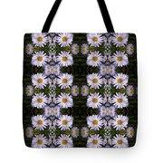 Mauve Beauty Pattern Tote Bag