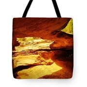 Maverick Natural Bridge Tote Bag