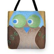 Maverick The Owl Tote Bag