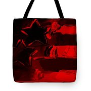 Max Americana In Red Tote Bag