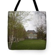 Max Liebermann House And Garden Wannsee Tote Bag