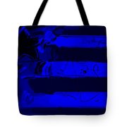 Max Stars And Stripes In Blue Tote Bag