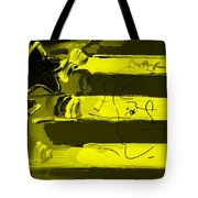 Max Stars And Stripes In Yellow Tote Bag