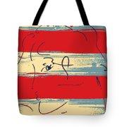 Max Woman In Hope Tote Bag