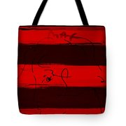 Max Woman In Red Tote Bag