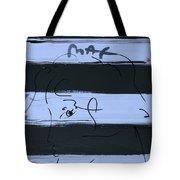 Max Women In Cyan Tote Bag