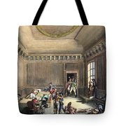 Maximilien Robespierre (1758-1794) Tote Bag