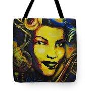 Maxine Sullivan Tote Bag