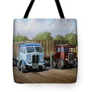 Max's Transport Cafe Tote Bag