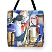 Maxwell's House Tote Bag