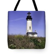 May At The Lighthouse Tote Bag