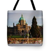 May Day In Victoria Tote Bag