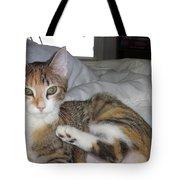 May I Be Of Service Tote Bag