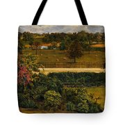 May In The Regent S Park  Tote Bag