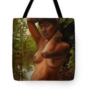 May Morning Arkansas River 4 Tote Bag