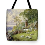 May Time Tote Bag
